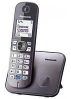 Телефон DECT Panasonic KX-TG6811 Black