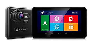 Видеорегистратор + GPS навигатор Navitel RE900 FullHD