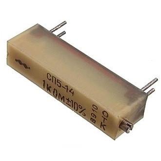 Резистор СП5-14 1Вт 2,2 кОм
