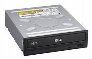 Дисковод DVD-RW LG, SATA