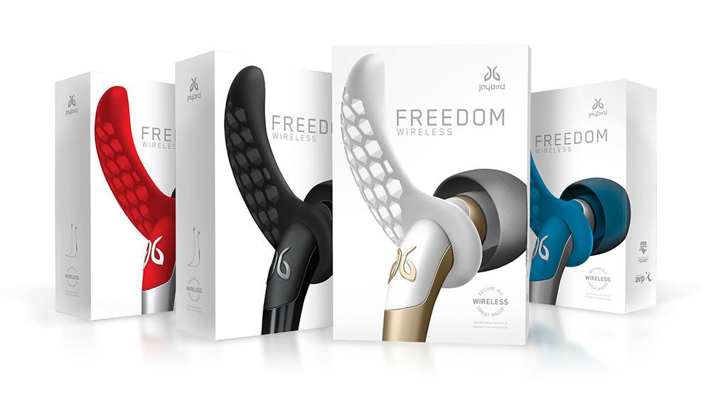 Наушники Jaybird - Freedom F5 In-Ear Wireless Headphones, Bluetooth