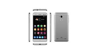 "Мобильный телефон ZTE Blade V7 Grey, 5.2"", MediaTek MT6753 (1.3 ГГц), 2 ГБ, 16 ГБ, 2 Sim"