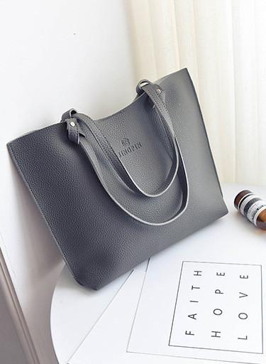 Женская сумка с клатчем AL-7532-77