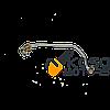 Трубка топливная высокого давления м/б   178F   (6Hp)