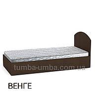Кровать-90 ДСП односпальная с нишей для белья, фото 1