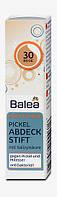 Balea Soft & Clear Pickel Abdeckstift - маскирующее средство цвет № 30 Бежевый 4,5 гр