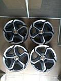 Диски легкосплавні Fiat Doblo 4.98.R15, фото 5