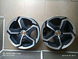 Диски легкосплавні Fiat Doblo 4.98.R15, фото 4