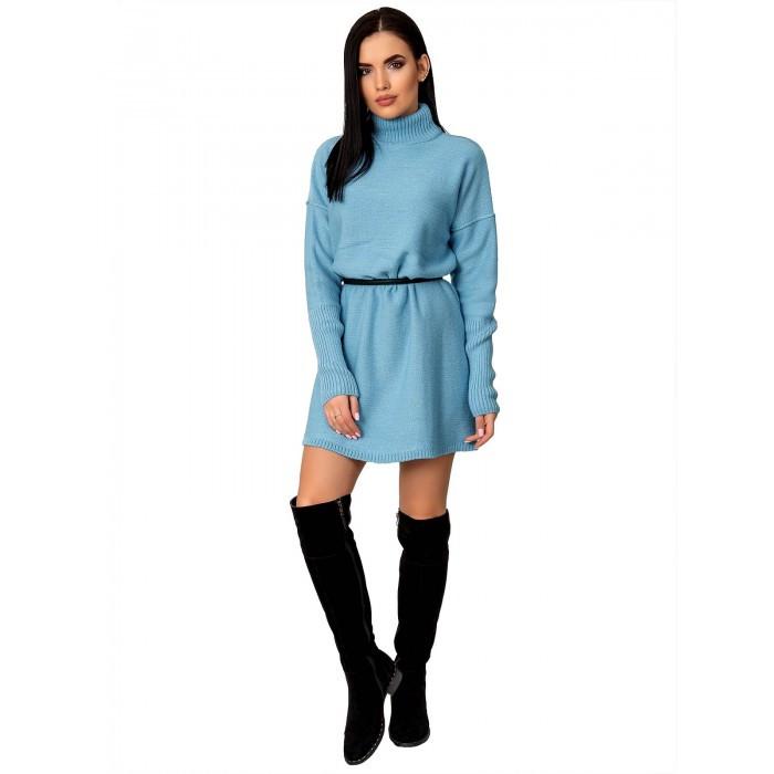 Модне в'язане молодіжне плаття оверсайз 44-46-48 розмір 12цветов