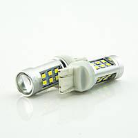 Лампа LED 12V 7443 21SMD 2835 1430/360Lm БЕЛЫЙ, фото 1