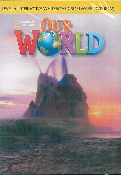 Our World 6 Interactive Whiteboard DVD-ROM