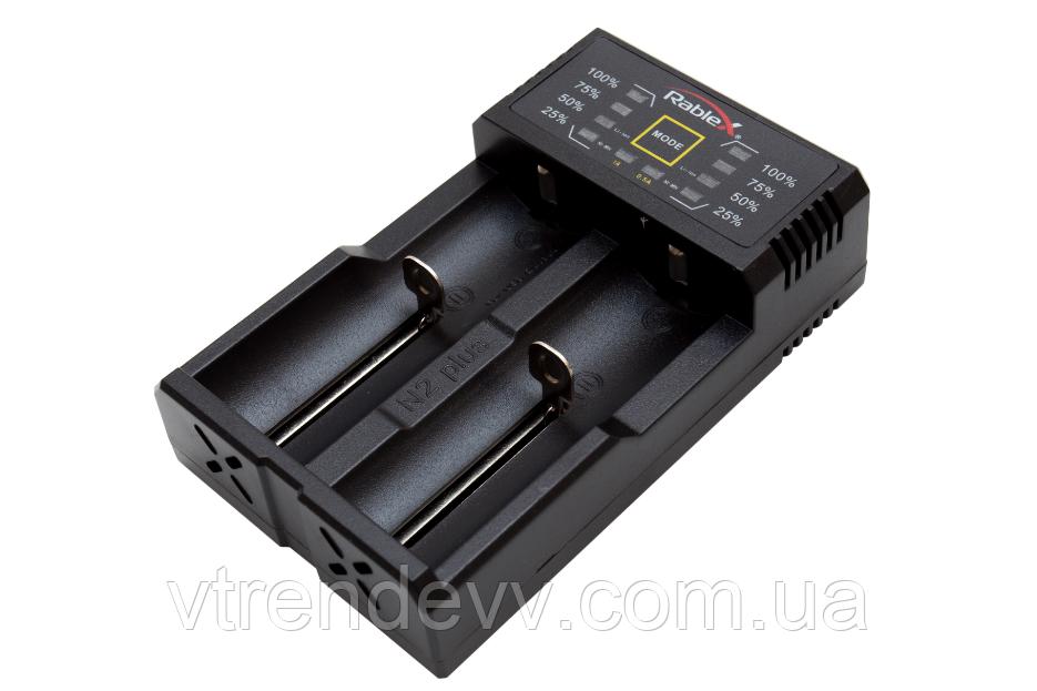 Зарядное устройство для аккумуляторов Rablex RB202 N2 Original Plus