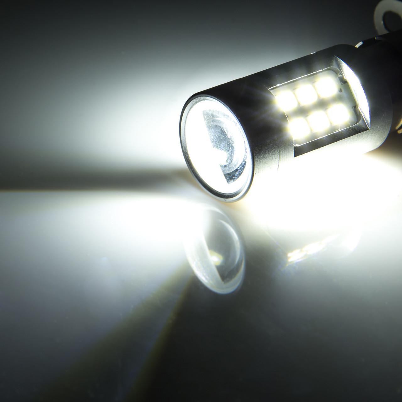 Лампа LED 12V 1157 21SMD 2835 320/1320Lm БЕЛЫЙ