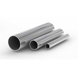 Круглая тонкостенная мебельная труба ДН 10х1,0 мм