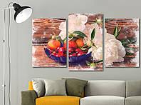 Модульная картина Декор Карпаты Vip Collection 100х53 см (VIP-M3-529)