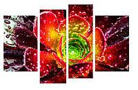Модульная картина Декор Карпаты 110х70 см (M4-c160)