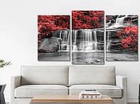 Модульная картина Декор Карпаты Vip Collection 100х53 см (VIP-M3-525)