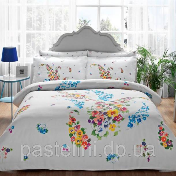 TAC Евро комплект постельного белья мако сатин Сlarinda tur