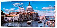 Картина на холсте Декор Карпаты Города 50х100 см (K809)