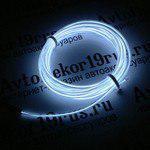 Изделие neon 3m Белый, декоративная подсветка для авто, рекламных вывесок
