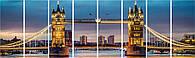 Модульная картина гигант Декор Карпаты 390х115 см (m8-669)
