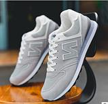 Кроссовки в стиле New Balance 520 серые, фото 4