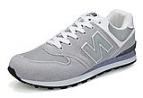 Кроссовки в стиле New Balance 520 серые, фото 5