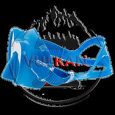 Маска Marlin Frameless Duo Blue, фото 3