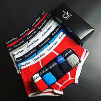 Набор мужских трусов Calvin Klein 365 модель 5 штук хлопок