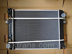 Радиатор водяной на погрузчик TCM FG20-30T6 (Nissan H20) (6900 грн)  236L2-10101, 236L210101