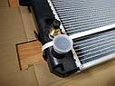 Радиатор водяной погрузчика TCM FG20-30T6 Nissan H20  236L2-10101, 236L210101, фото 4