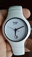 Часы в стиле Rado (Радо) Jubile True кварцевые, керамика