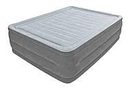 Надувная двуспальная кровать Intex 64418 Comfort Plus H152Х203Х56СМ