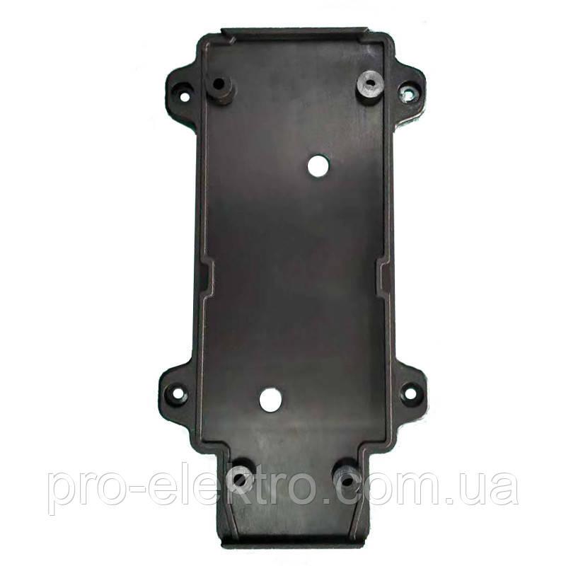 Настенное крепление черное, пластик, для трекового LED светильника 30W EH-NKRP-0007