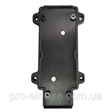 Настенное крепление черное, пластик, для трекового LED светильника 30W EH-NKRP-0007, фото 2