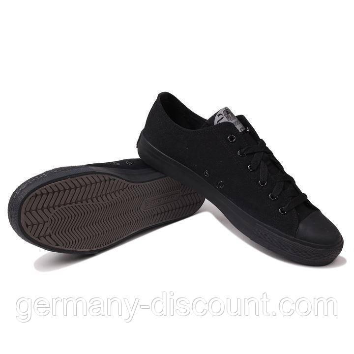 Мужские кеды низкие Dunlop 42,44 (Англия)