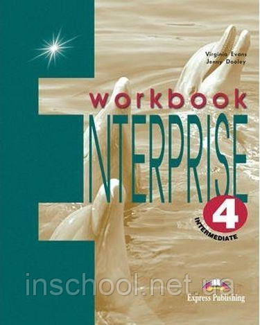 ENTERPRISE 4 WORKBOOK  ISBN: 9781842168233, фото 2