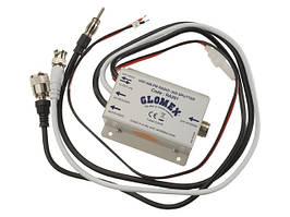Распределитель RA201 для VHF антенн Glomex