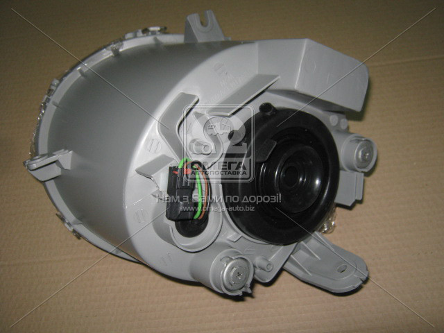 Фара левая Daewoo Matiz M100/150 электрокорректор