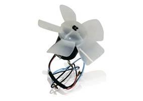 Электродвигатель отопителя ВАЗ 2101-07 НИВА, ОКА на втулке (пр-во г.Калуга)