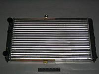 Радиатор водяного охлаждения ВАЗ 2110,-11,-12 (карбюратор) (пр-во ПЕКАР)