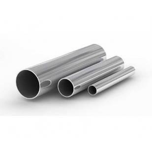 Круглая тонкостенная мебельная труба ДН 30х1,5 мм