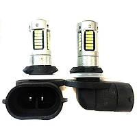Лампа LED 12V H27 881 30SMD 4014 драйвер белый драйвер обманка 250Lm