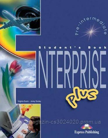 ENTERPRISE PLUS PRE-INT. S'S ISBN: 9781843258124, фото 2