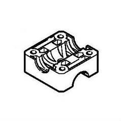 Крепление рукоятки Stihl для FS 55, FS 56, FS 87 (4137-791-6800)