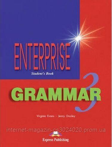 ENTERPRISE 3 GRAMMAR S'S ISBN: 9781903128770