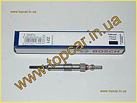 Свічка розжарення Renault Подальше II 1.5 DCi 08 - Bosch 0250403012