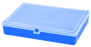 Органайзер 204х141х34 мм Синий