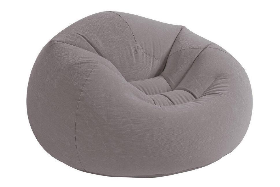 Надувное кресло Intex 68579 Габаритные размеры 107х104х69 см