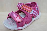 Спортивные босоножки на девочку, детская летняя обувь тм Tom.m р.21